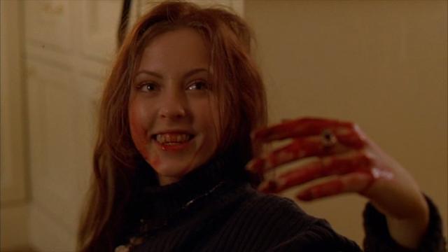 GINGER SNAPS: Katharine Isabelle as Ginger Fitzgerald