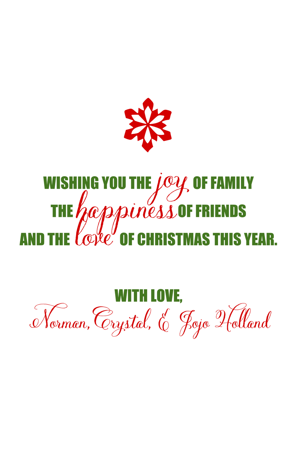 Christmas Card Messages Staff All Ideas About Christmas And Happy