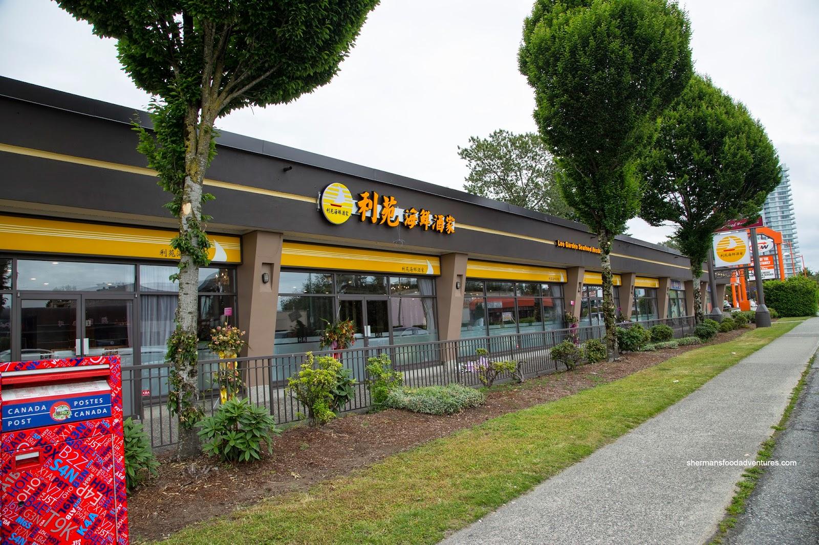 sherman 39 s food adventures dinner lee garden seafood restaurant