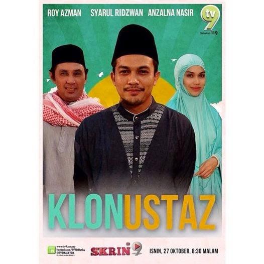 Drama Klon Ustaz