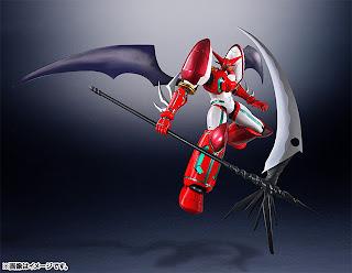 Bandai Super Robot Chogokin Shin Getter 1 (Getter Robo) Figure