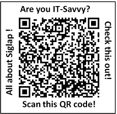 Scan using your mobile now!