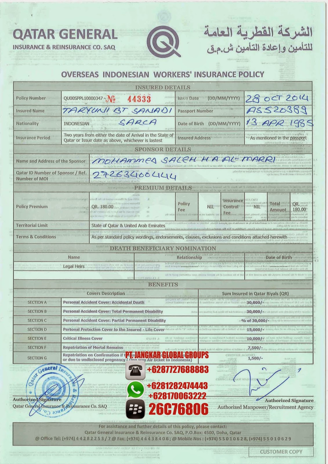 Image Result For Co Insurance Adalah