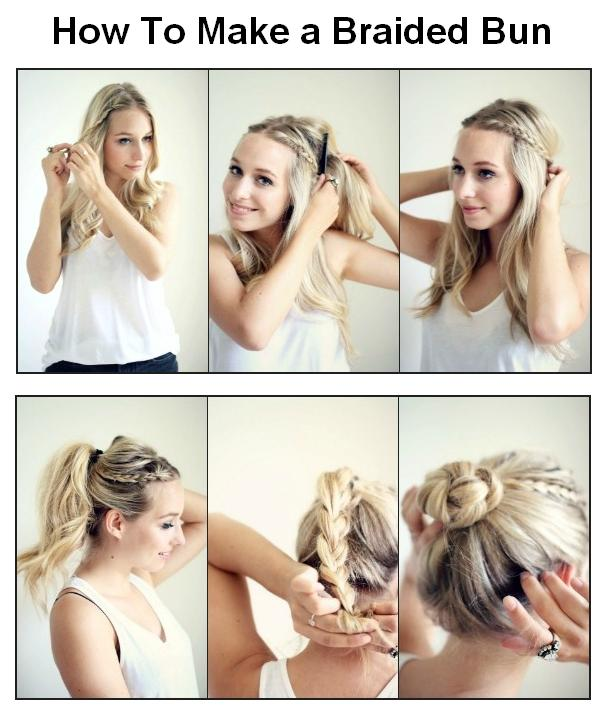 how to do twist hairstyles : How To Style :