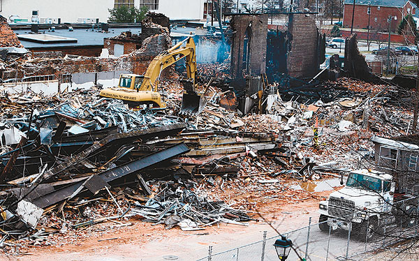 how to start a demolition company