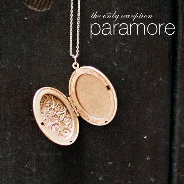 lagu paramore you are the only exception