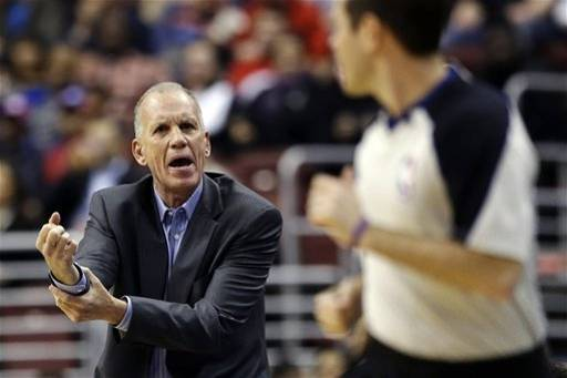 Doug Collins Sixers