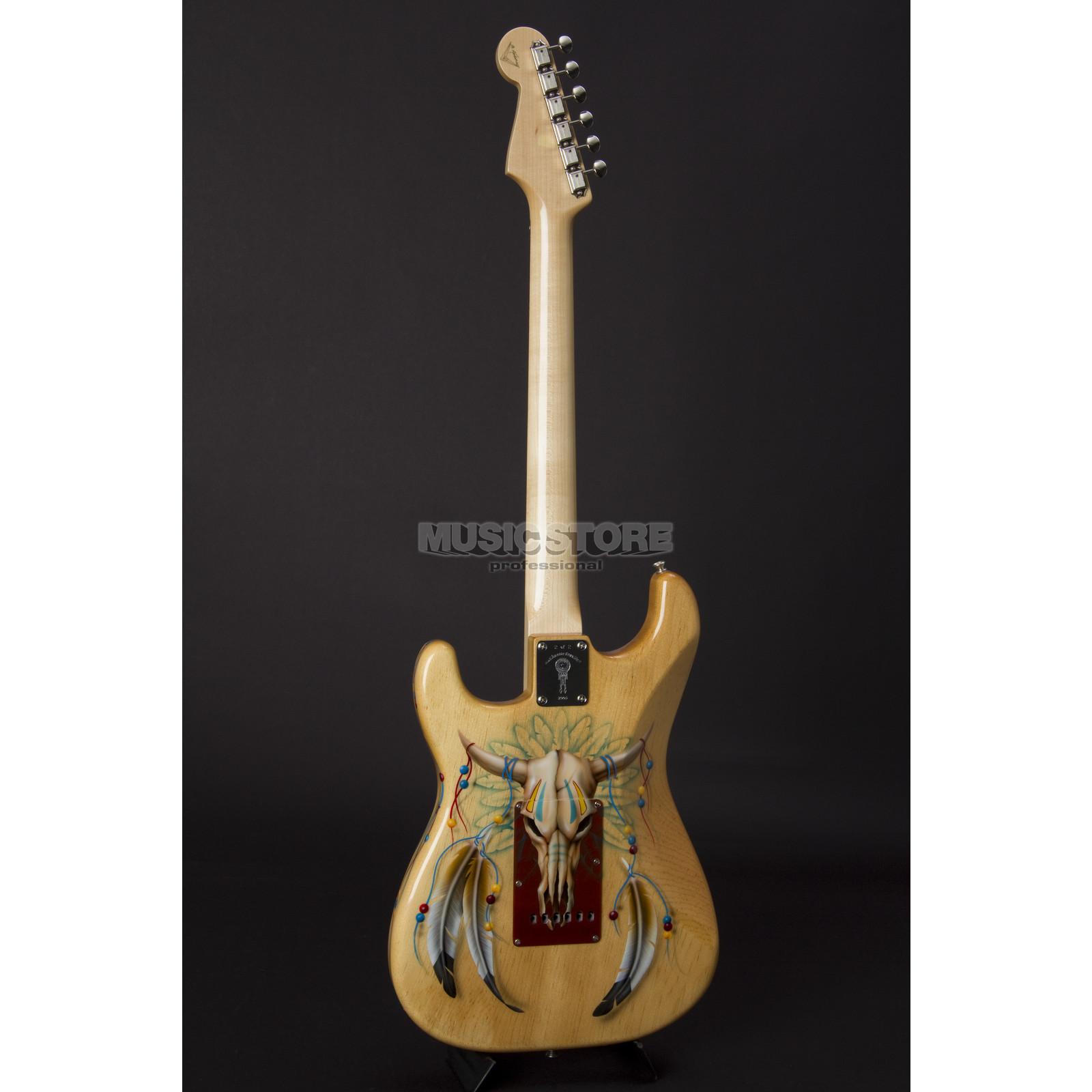Guitar Leaks: Fender CS Indian Stratocaster