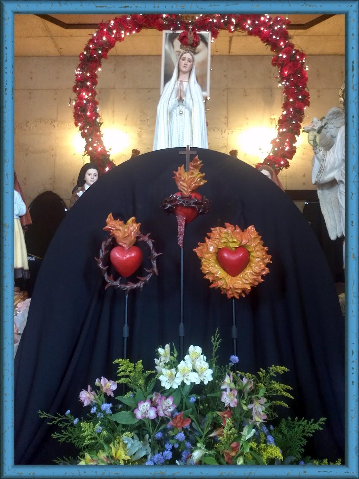 As apari es do divino esp rito santo em jacare sp brasil junho 2012 - Divinos pucheros maria jose ...