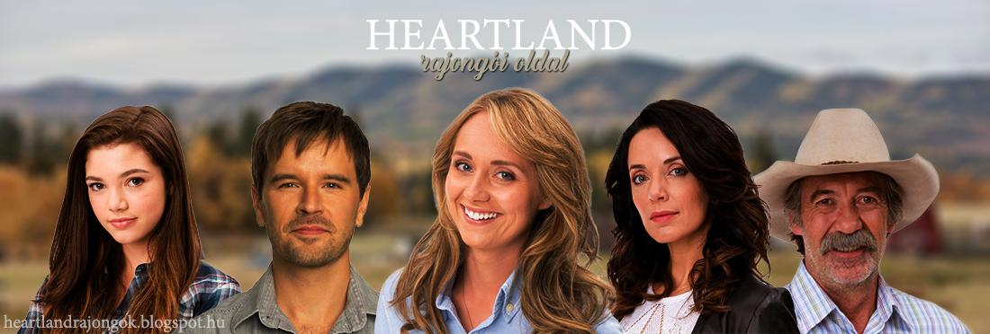 Heartland - rajongói oldal 2016