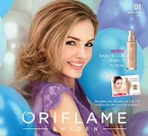 Catálogo da Oriflame 1-2014