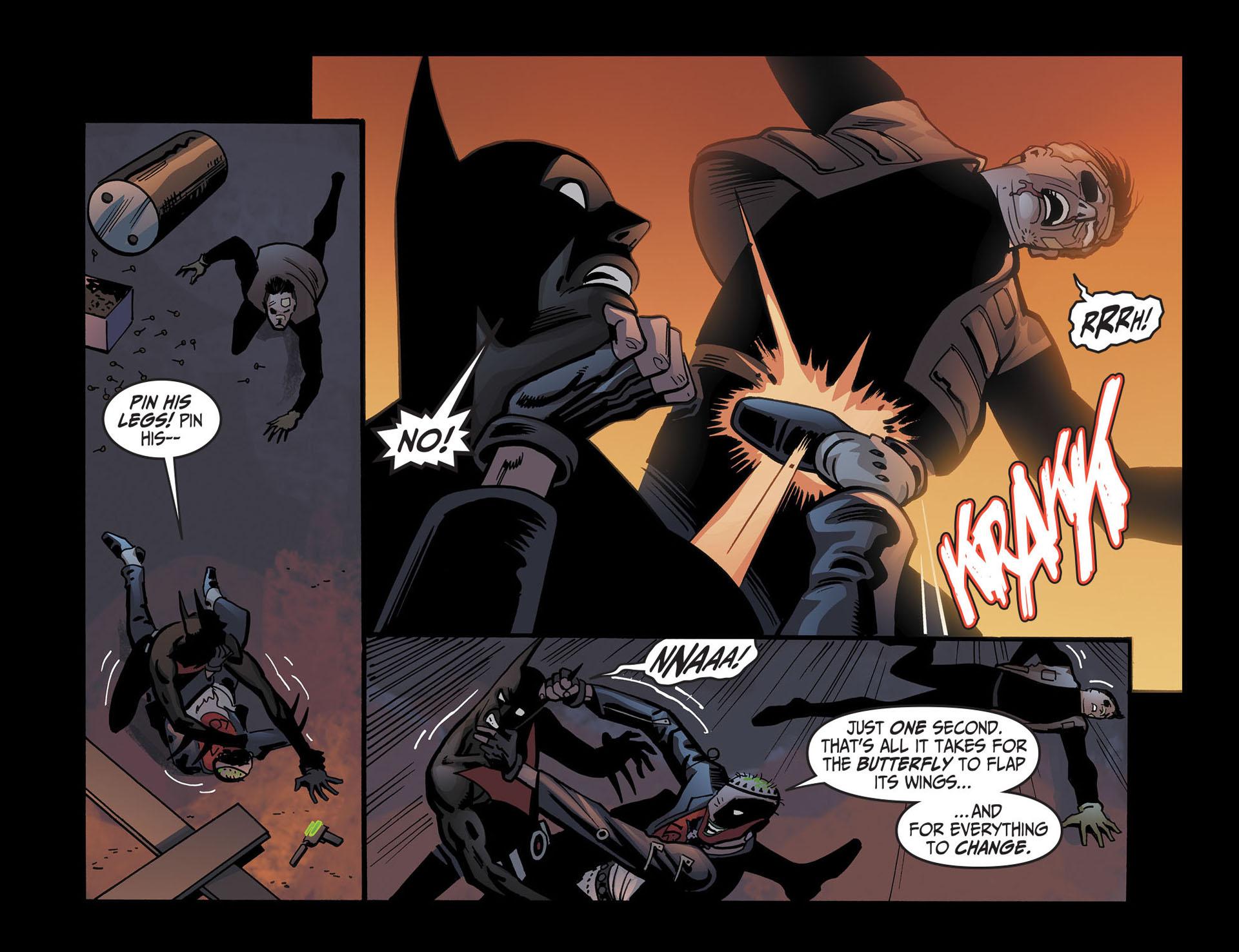 Batman Beyond (2012) Issue #18 #18 - English 5