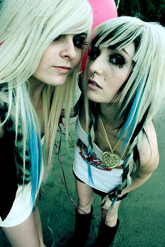Image gallary 7 hottest emo girl pictures - Emo scene wallpaper ...