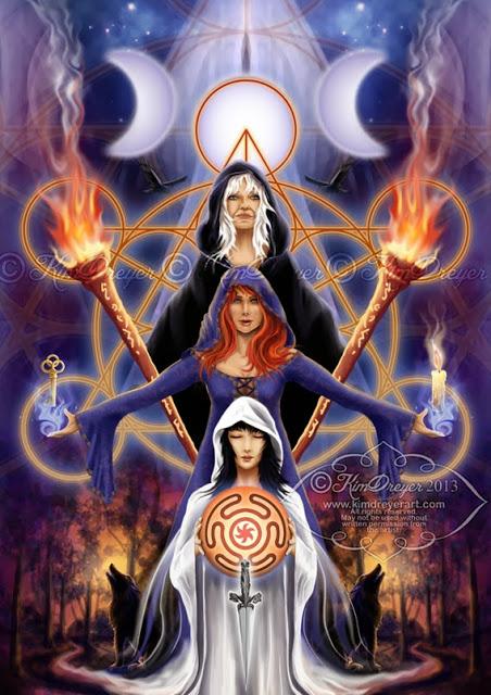 Hékate - Deusa das Bruxas