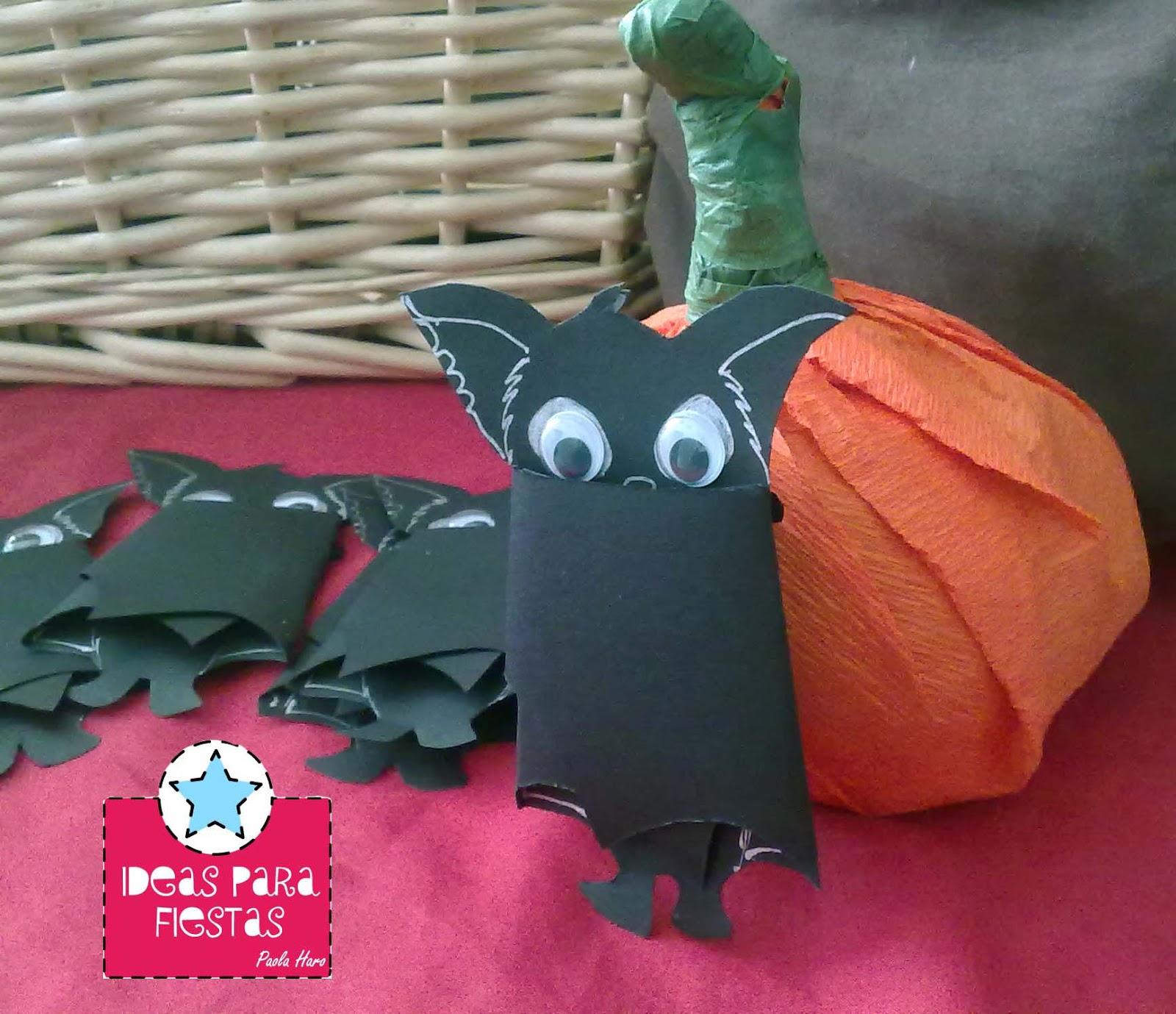 Ideas para tus fiestas infantiles bolos dulceros para - Ideas para fiesta de halloween ...