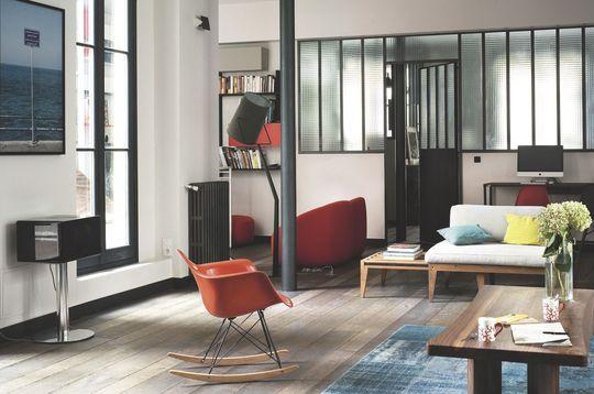 Decordemon a renovated parisian apartment for Appartement parisien decoration