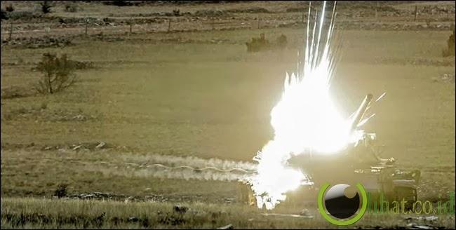 Senjata Peluncur ERYX missile