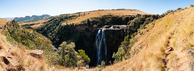 cascate di Lisbona sud africa south africa