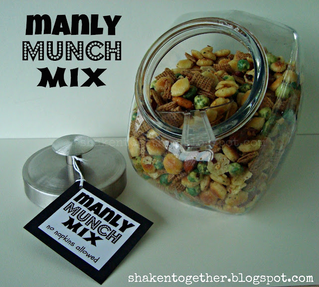 manlymunchmix+main+BLOG Fathers Day Gift Ideas From You!