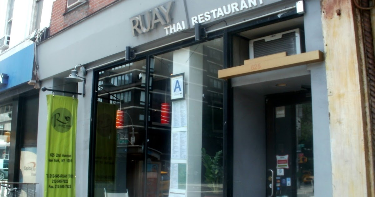follies a ton of thai food in midtown east let 39 s try ruay thai