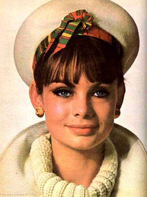 Diane: Remember Jean Shrimpton