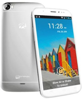 Micromax Canvas Doodle 2 A240 HD smartphone