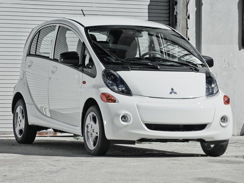 2012 Mitsubishi i-MiEV USA Edition