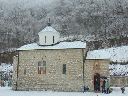 Манастир Вазнесење