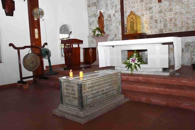 Lễ Tưởng niệm cái chết của 444 vị Tử đạo tại Bà Rịa