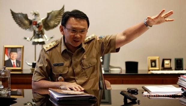 Kontroversi Ahok Plt. Gub DKI Jakarta
