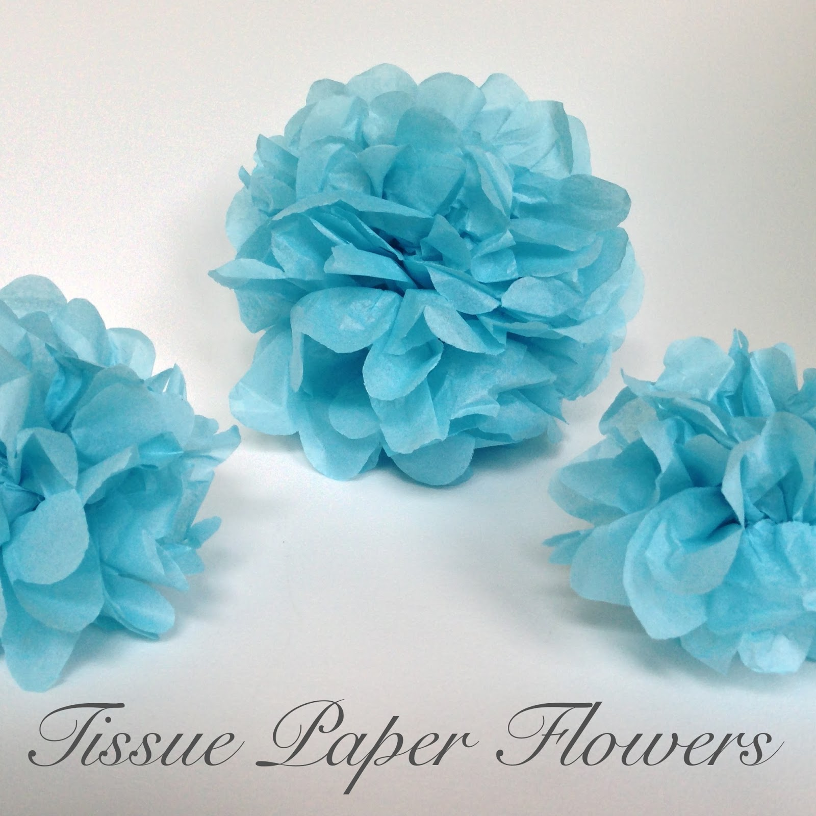 Tissue paper flowers tutorial tea crafting they are really very simple to make you will need mightylinksfo