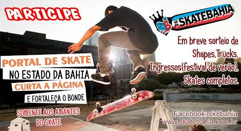 Portal de Skate Bahia, Clique Aqui