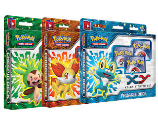 Kalos Starter Set Decks