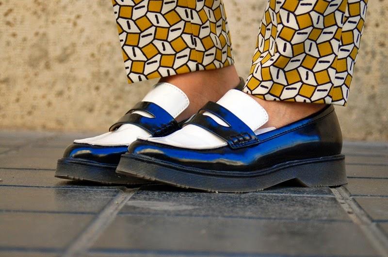 geometric print pants littledreamsbyr