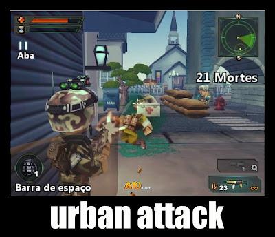 urban attack jogo de tiro em terceira pessoa joga pelo browser