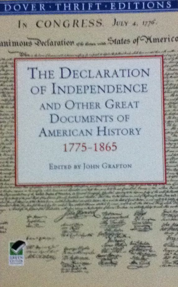 """a history of the american declaration of independence United states of america"""": in this sense, the declaration was the birth   successful declaration of independence in world history, its example."""