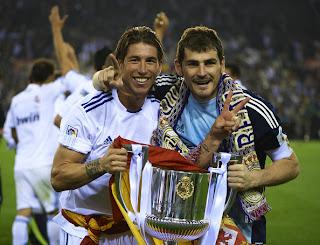Copa Del Rey Champion