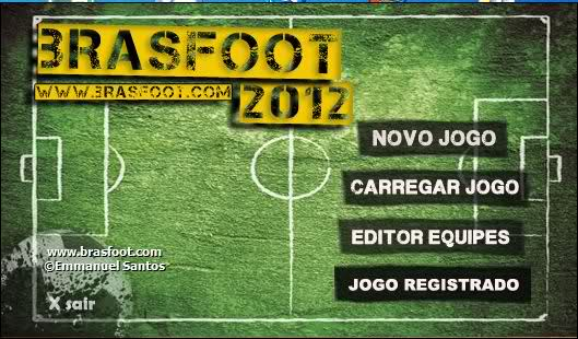 Brasfoot 2012 + Registro