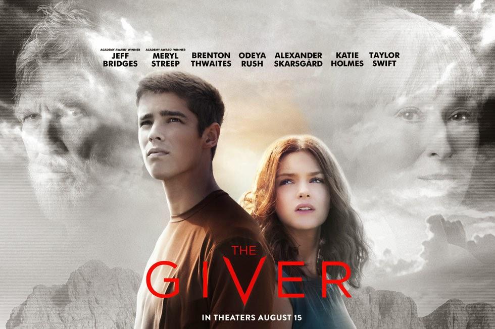the giver teaser trailer