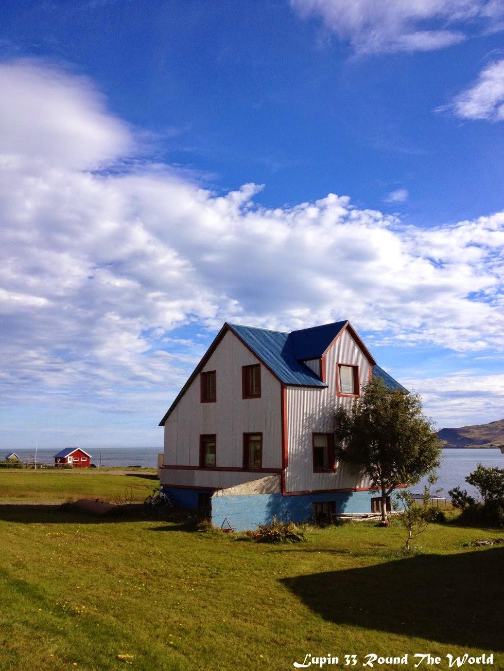 冰島自助旅行遊記照片Hostel