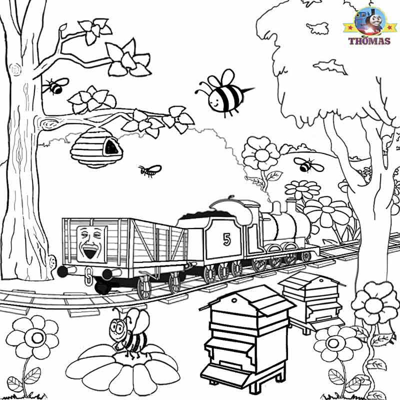 train coloring pages games cool - photo#20