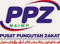 Jawatan Kerja Kosong Pusat Pungutan Zakat (PPZ-MAIWP) logo