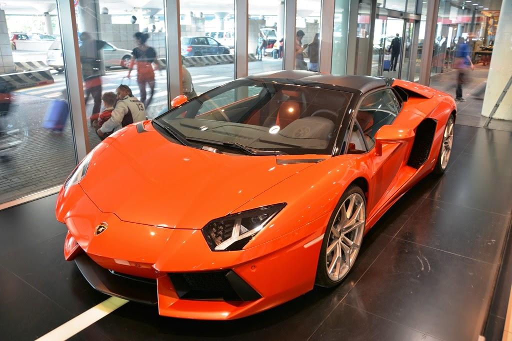 General Impressions Bologna Lamborghini