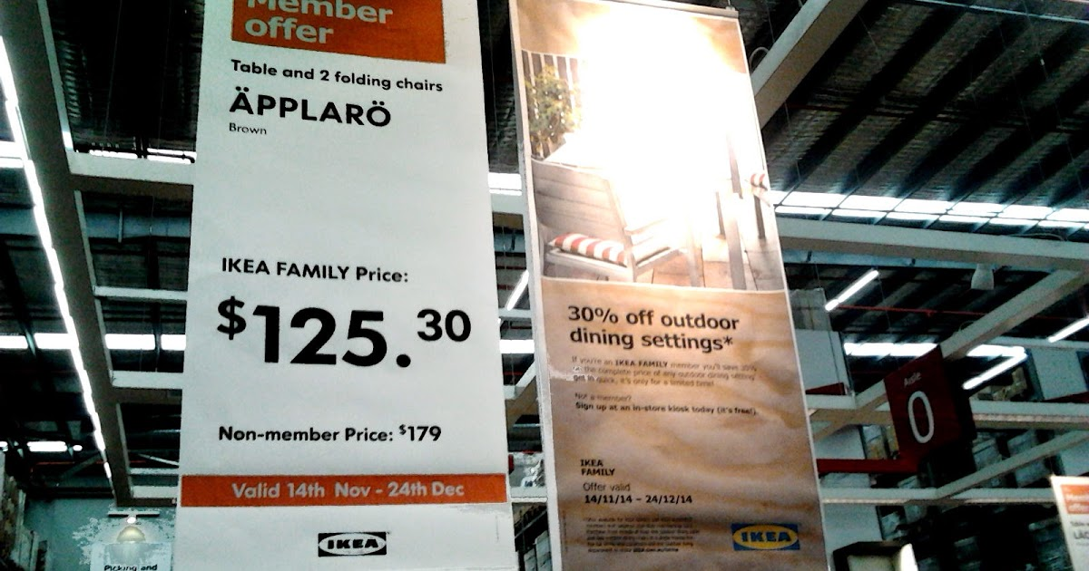 New International Students Ikea Family Card And Why You Should Sign