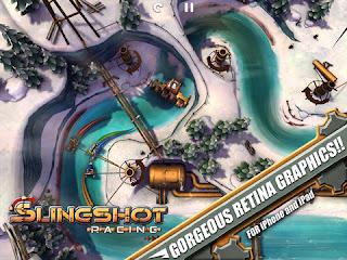 Slingshot Racing [Crescent Moon Games + Snowbolt Interactive] - $0.99