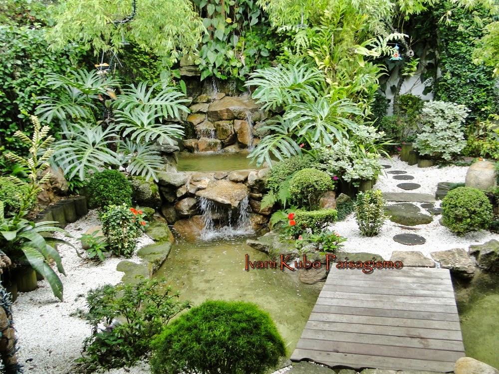 Ivani kubo paisagismo paisagismo jardim japon s tema do for Lagos de jardin
