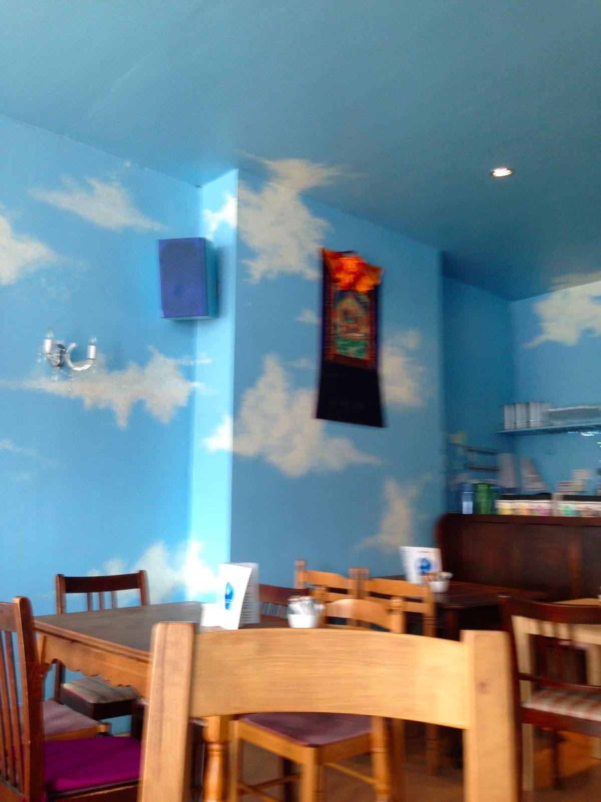 The Secret Diner: Sky Apple Café