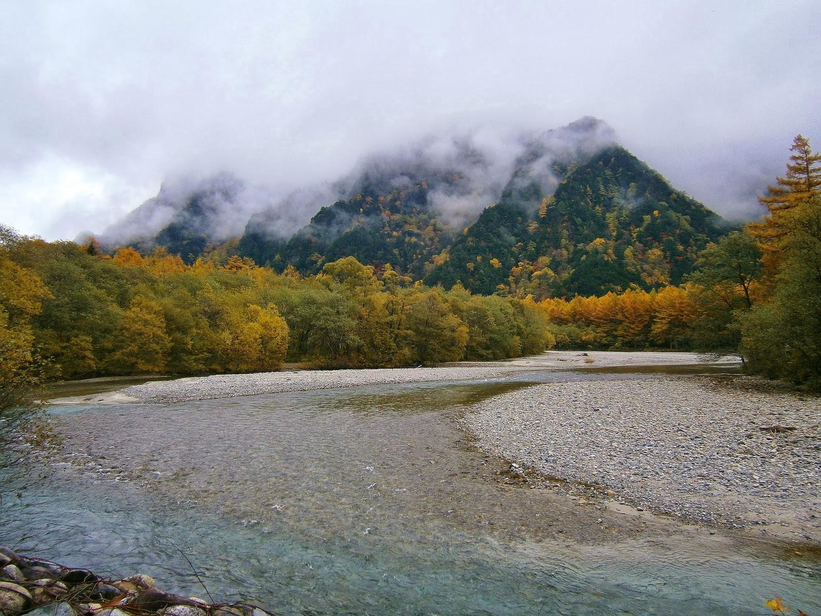 Travelling Japan: Daytrip - Kamikochi out of Matsumoto