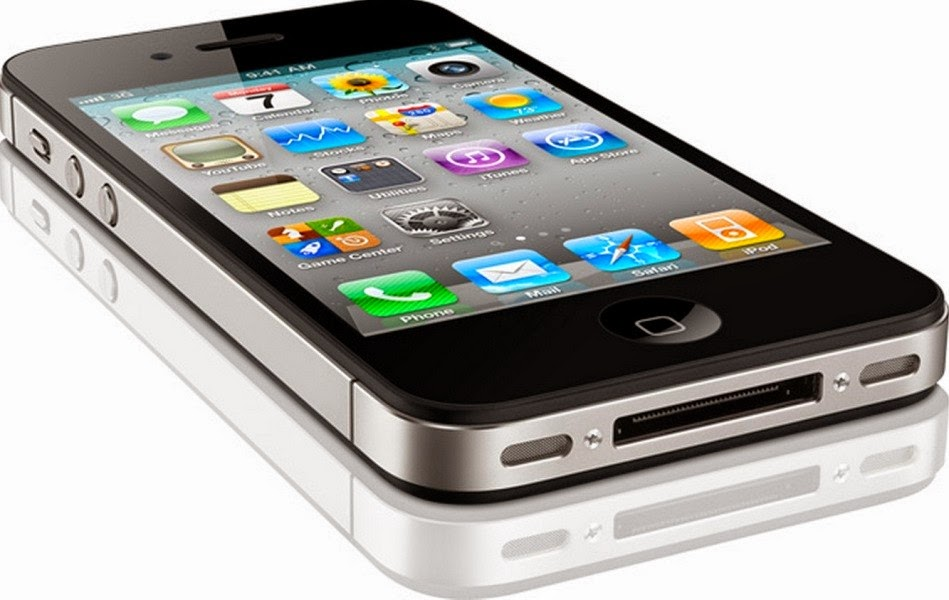 iPhone 4S Black - beritagadgets.com