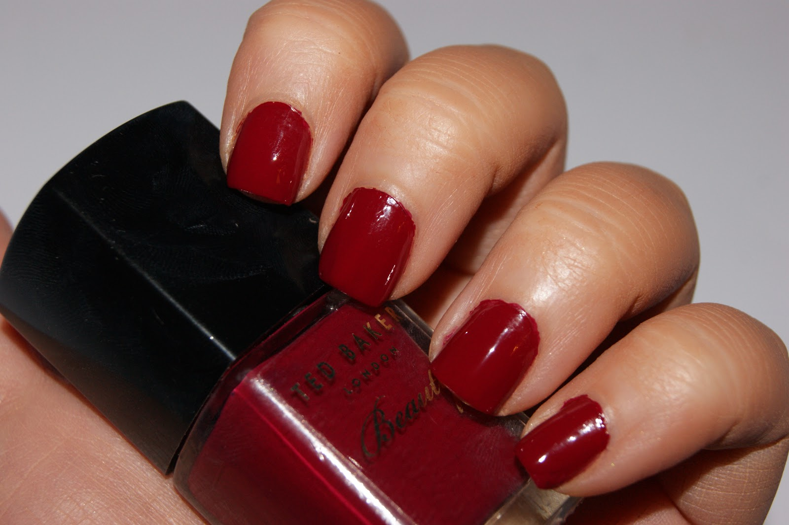 New Ted Baker Nail Duo in Cherry Bomb and Sugar Rush - Review | The ...